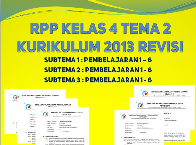 Membahas pendalaman materi yang ada pada RPP kelas 4 tema 2 semua subtema dan pembelajaran