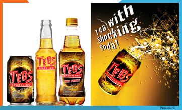 Contoh iklan produk minuman tebs